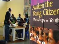 Awaken the Young Citizen – South Africa Workshops