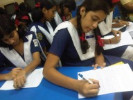 Kendriya Vidyalaya, INA Colony, pledges to fight Child Mortality